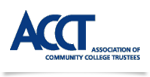 Association of Community College Trustees logo