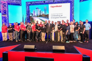 ExxonMobil petrochemical scholarship recipients